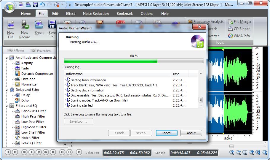 free burning cd software